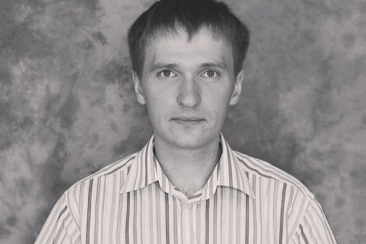 Погибший Михаил Седов. Фото: предоставлено Викторией Переясловской