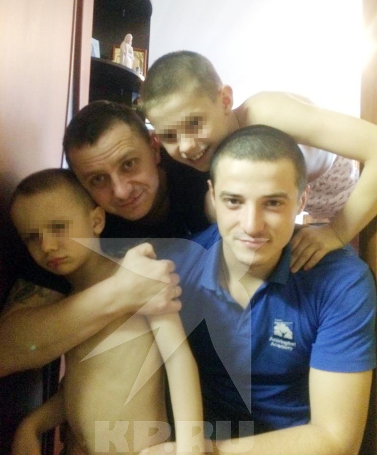 На подмогу к брату с Украины в Подмосковье переехал Василий