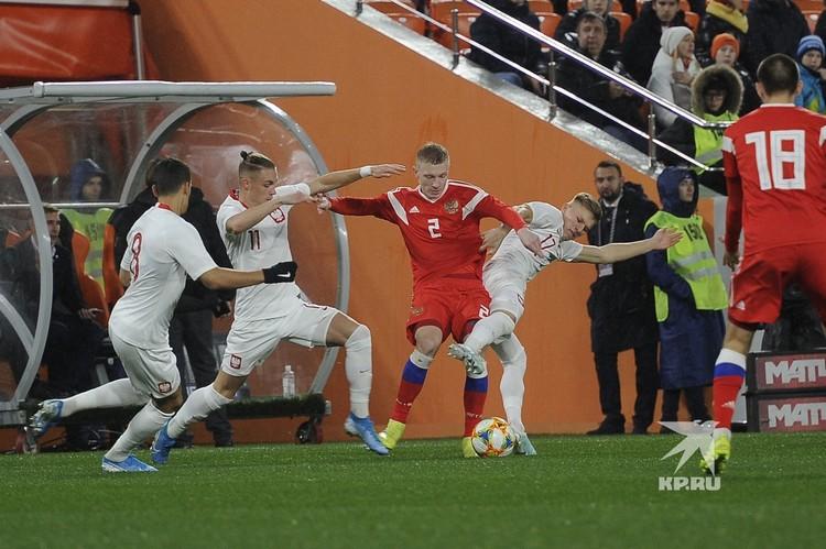 Это был матч третьего тура отборочного турнира чемпионата Европы-2021