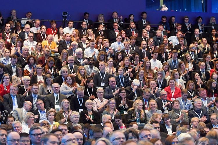 В рамках форума 60 стран мира приняли участие в 180 различных дискуссиях.