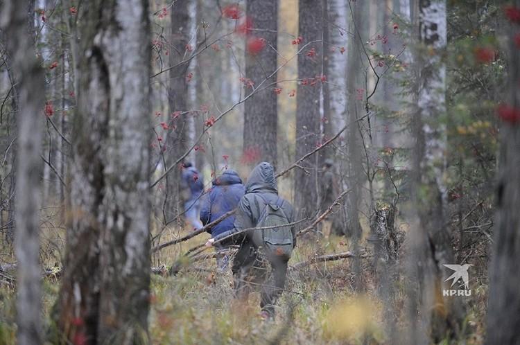 Журналисты «КП» участвовали в поисках Ксении
