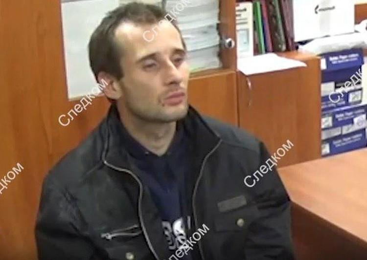 Михаил Туватин признался в убийстве Лизы Киселевой