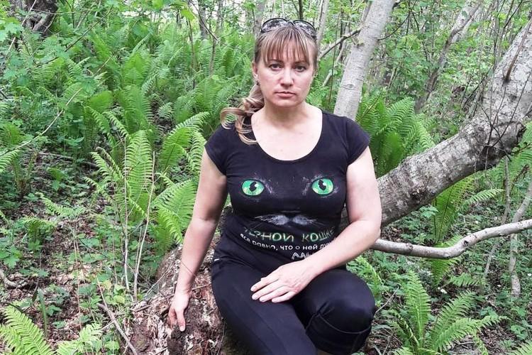 Наталью Дмитриеву убили неподалеку от собственного дома.