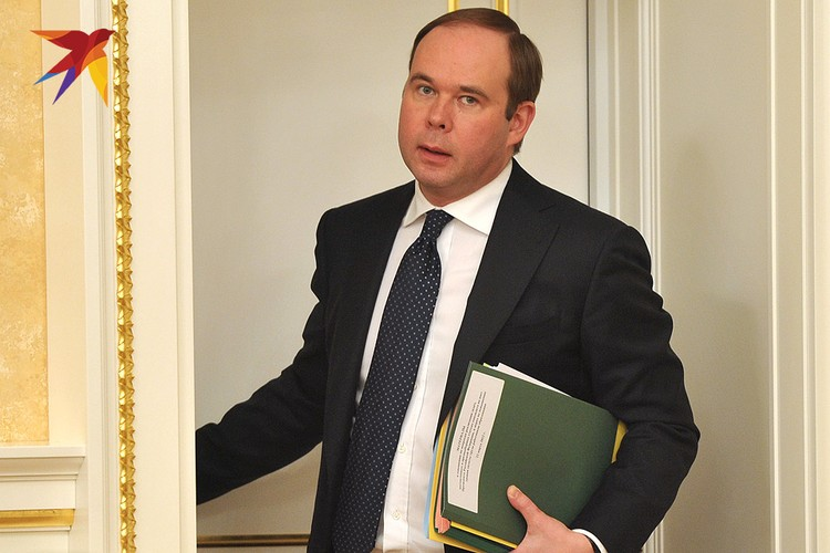 Глава администрации Президента РФ Антон Вайно.