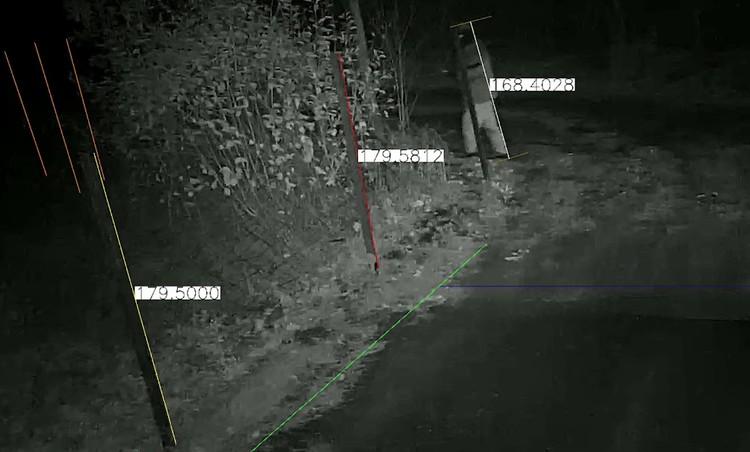 На кадрах один из таких преступников, который пошел на убийство коммерсанта в Тамбове. Фото: СК РФ