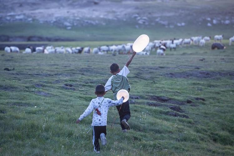 «Воздушный шар» тибетского режиссера Пемы Цедена