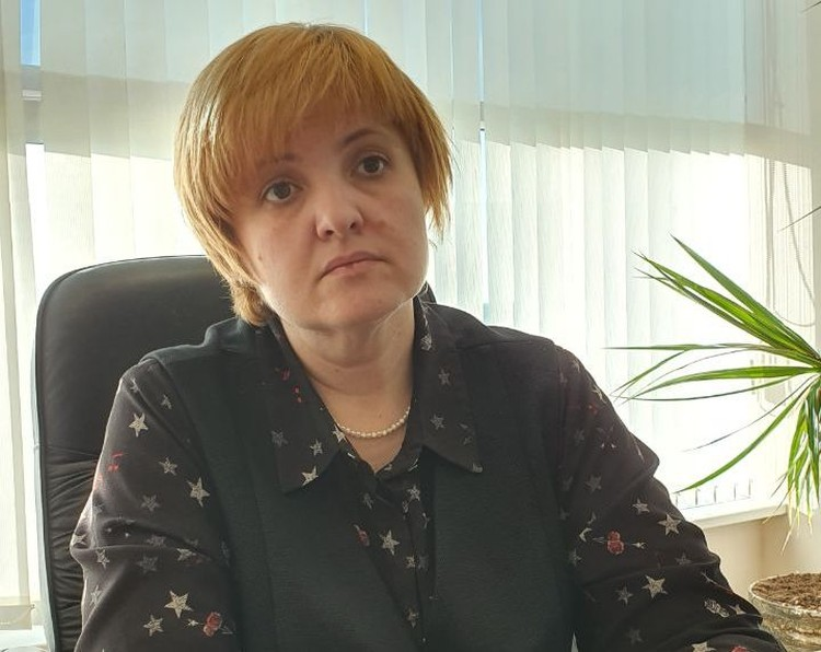 Виолетта Волкова. Фото: Предоставлено СЗАО «СКВО»