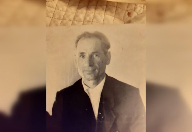 Константин вскоре после того, как вышел из тюрьмы. Фото из семейного архива