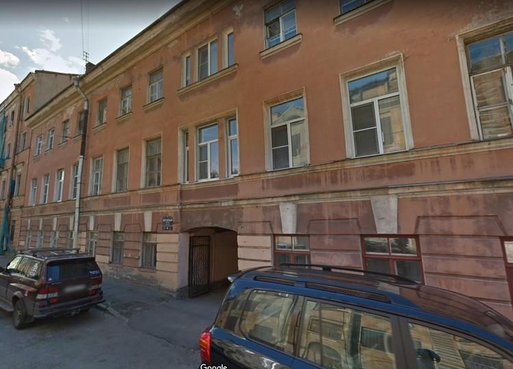 В этом доме произошло убийство Фото: google.ru/maps