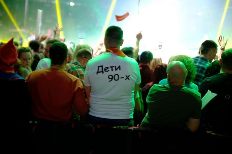 """В Санкт-Петербурге прошел концерт """"Супердискотека 90-х"""", где были все-все самые наши любимые певцы, певицы и группы"""