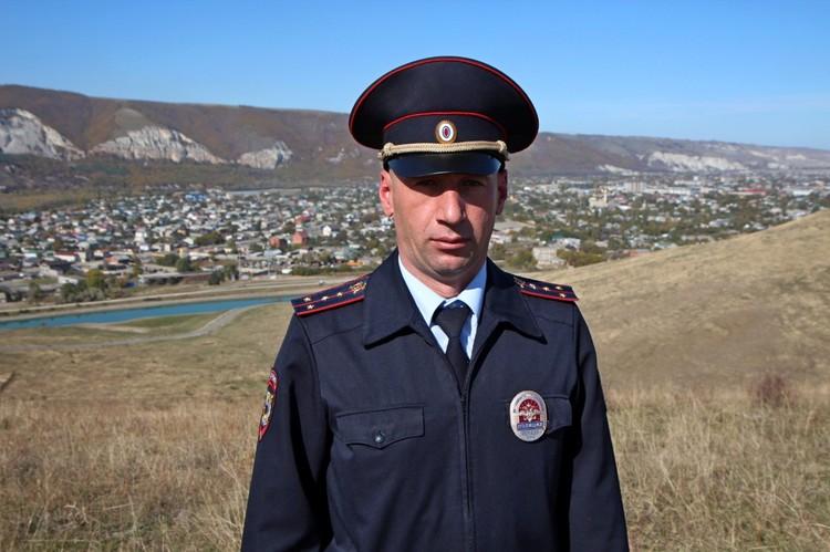 Первоочередной жизненной целью молодой полицейский отмечает желание обзавестись собственной семьей