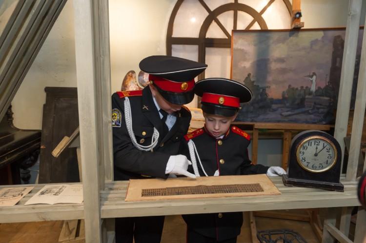Музей приобрел новый вид… и новых посетителей.