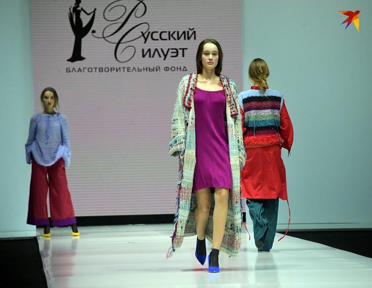 Омский дизайнер Анастасия Типсина назвала коллекцию «Купание красного»