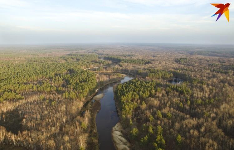 Река Пра по-прежнему остается безмолвным свидетелем трагических событий почти вековой давности.
