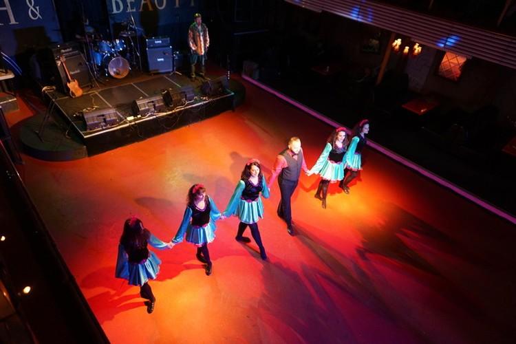 """Студия ирландского танца """"Авенденс""""."""