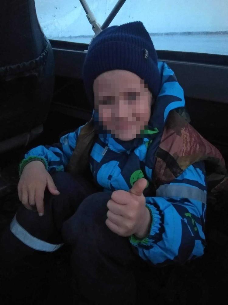 Мать погибшего мальчика часто делилась фотографиями своего ребенка