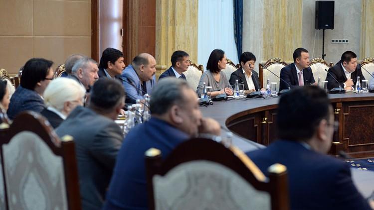 На встречу с президентом пригласили 45 представителей СМИ.