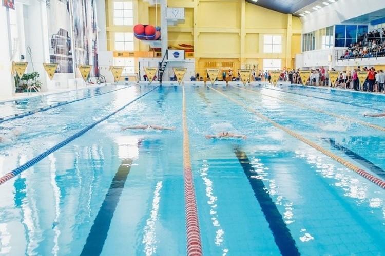 Бассейн, в котором занимались юные спортсмены, по-прежнему закрыт. ФОТО: пресс-служба АКО