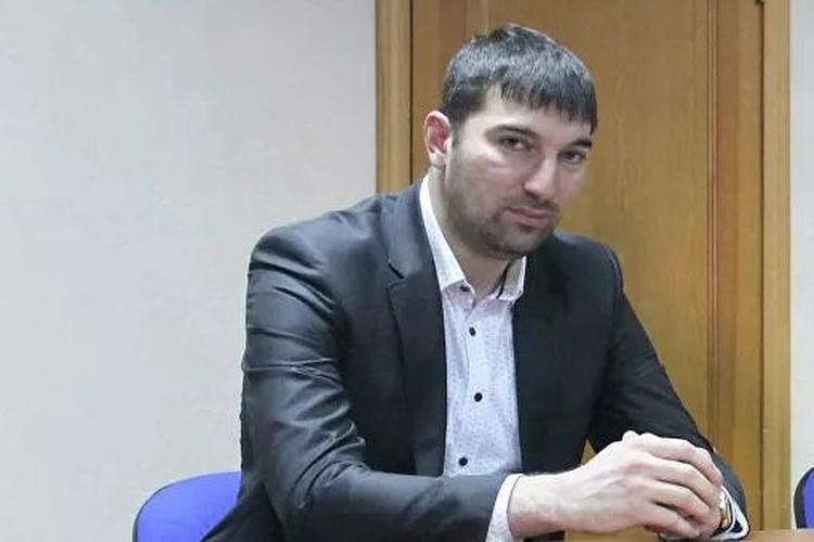 Глава ингушского Центра противодействия экстремизму подполковник полиции Ибрагим Эльджаркиев.