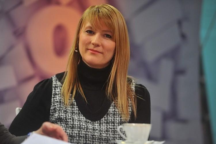 Светлана Журова, олимпийская чемпионка по конькобежному спорту. Автор фото: Евгений Гусев