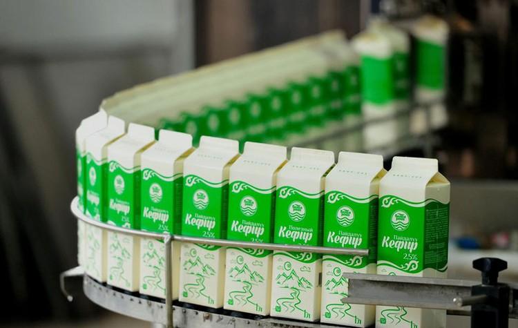 Благодаря выделенному кредиту производитель молочной продукции скоро откроет еще два завода.