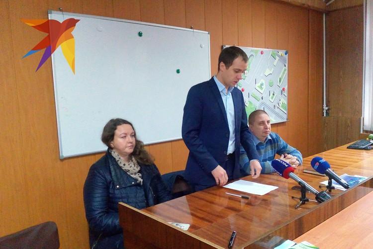 Андрей Михно ответил на все вопросы и предложил создать общественный совет УРТ.