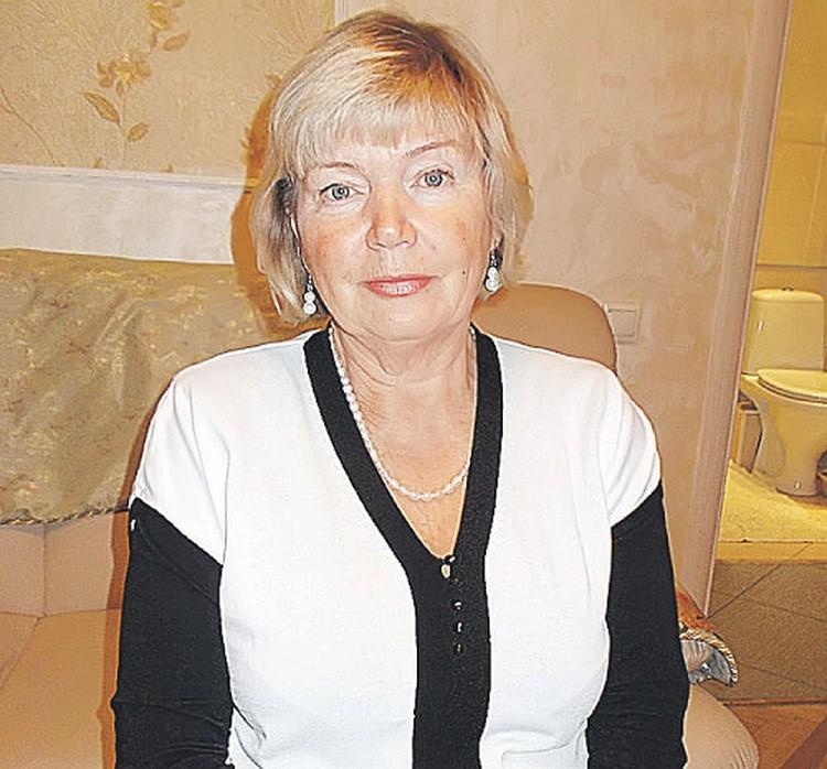 Светлана, мама Игоря Сорина.