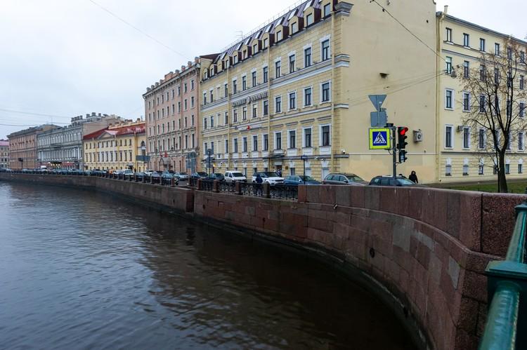 Ноги и руки девушки Соколов планировал утопить в реке Мойке неподалеку от своего дома.