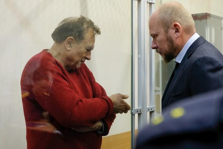 Олег Соколов плакал в суде