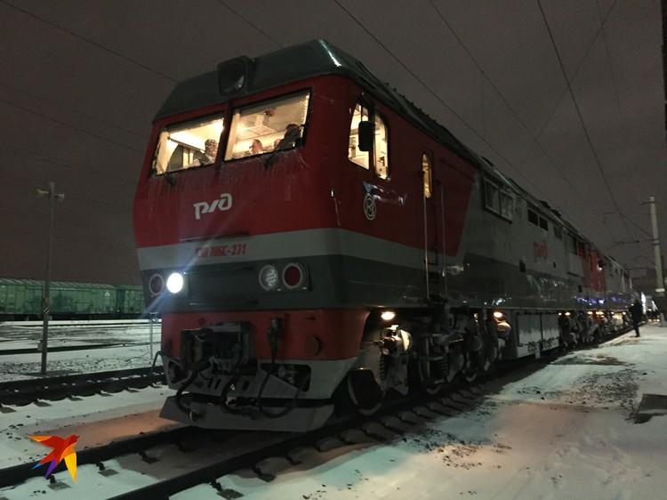 Поездка до Барнаула заняла около 3,5 часов.