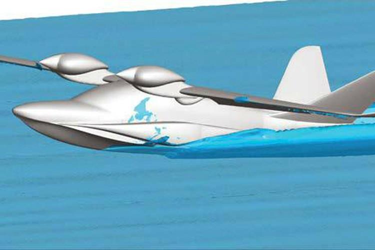 Гидросамолет можно будет использовать и для перевозки грузов и пассажиров, и для туризма. Фото: СПбПУ