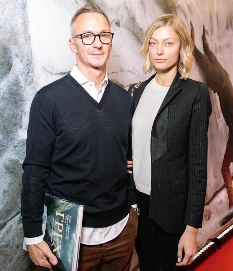 Степан Михалков с женой традиционно демонстрируют идеальный вкус и модные тренды
