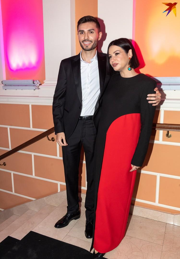 Ида Галич с супругом