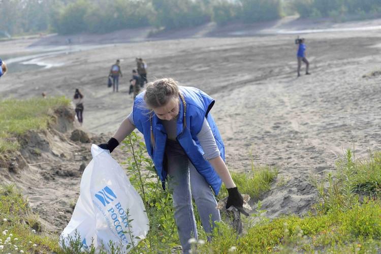заинтересовать участников помогает игра. Фото: vk.com/adimtur_ecology