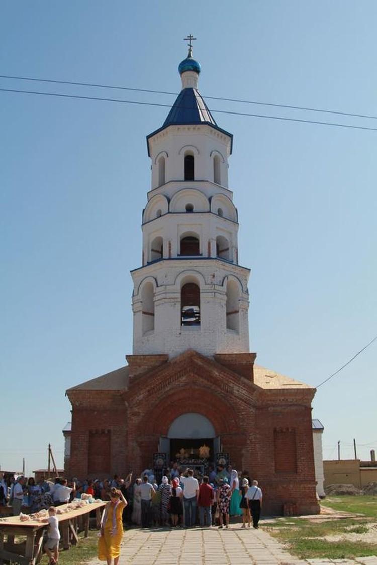 Приход Успенского храма ранее имел успешный опыт помощи людям без определённого места жительства. Фото: hram-uspeniya.ru