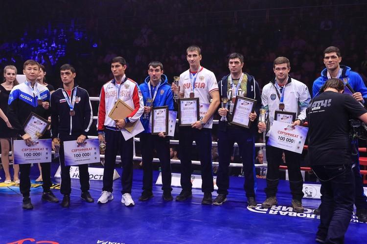 Все победители Чемпионата России будут претендовать на места в олимпийской сборной/ Фото: Федерация бокса