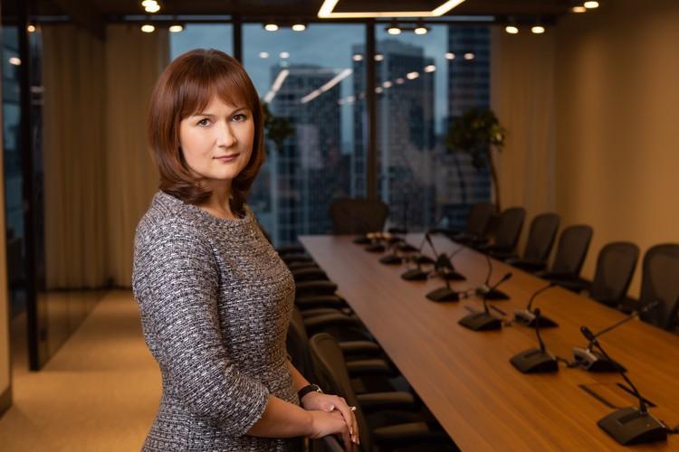 Директор Департамента инвестиционной политики и развития предпринимательства Минэкономразвития РФ Милена Арсланова. ФОТО: личный архив
