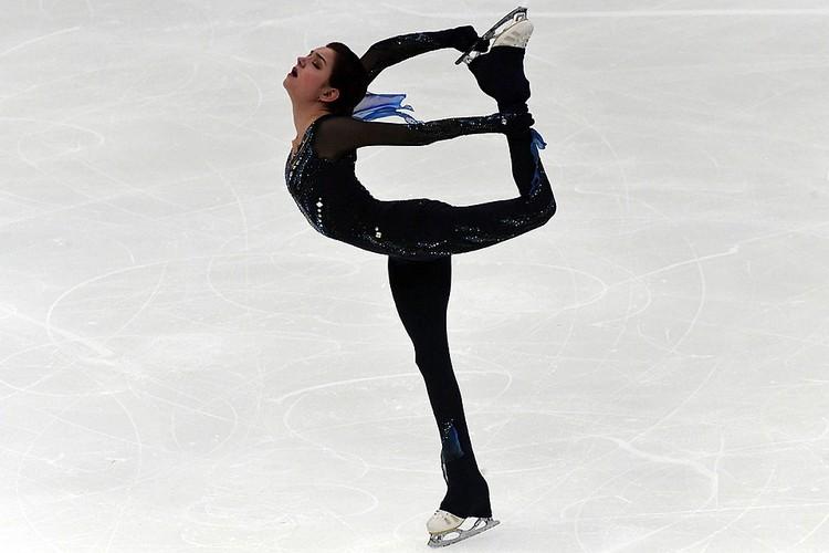 Любимица российских болельщиков Евгения Медведева сегодня отмечает свой 20-й день рождения