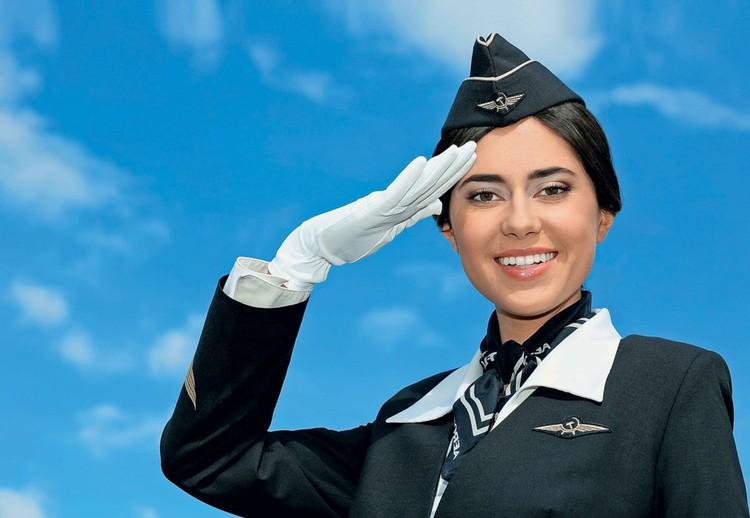 Улыбка – фирменное приветствие стюардессы любой авиакомпании мира