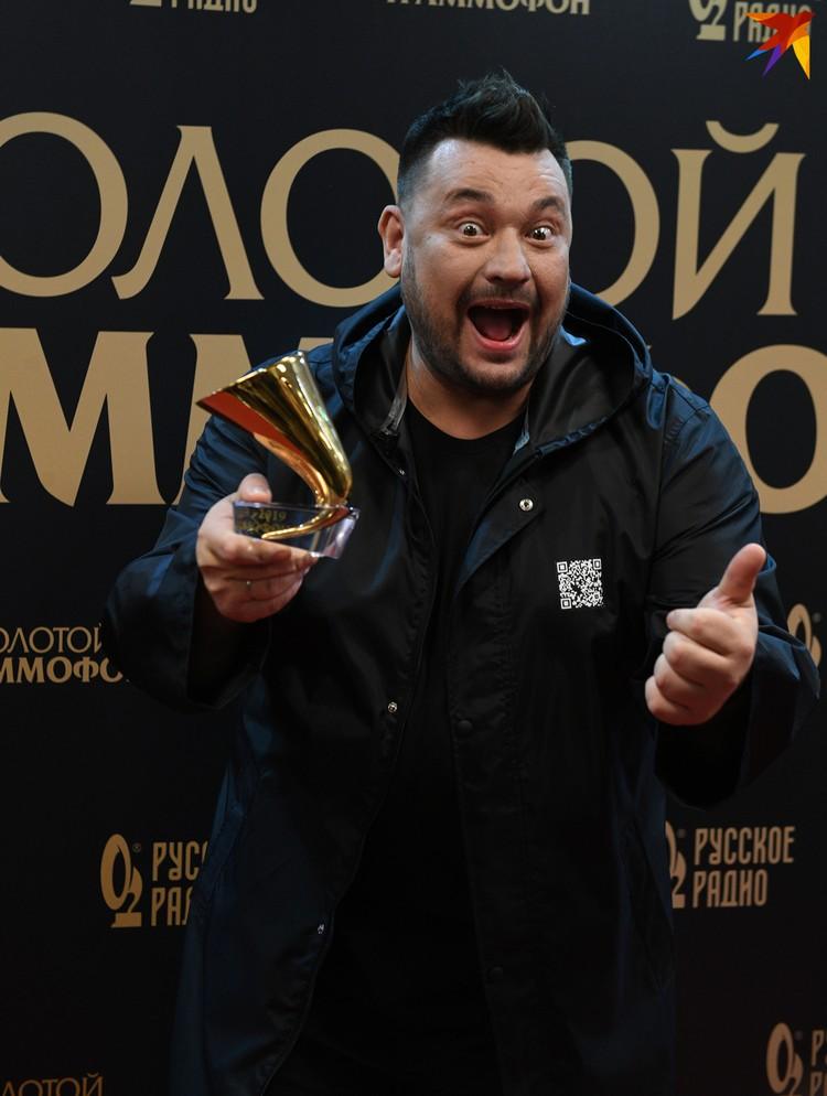 Сергей Жуков из группы «Руки Вверх!»