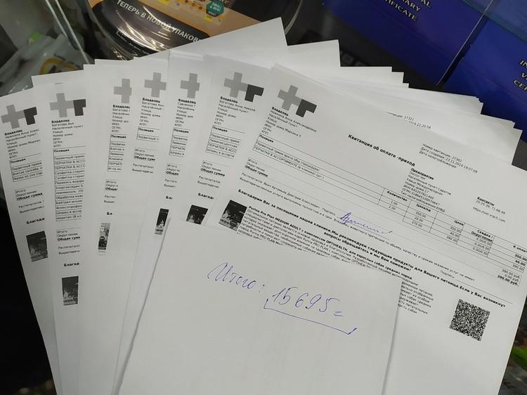 """На оплату ветклиники были собраны 16 тыс. рублей. Фото группы """"МЫ - ВОЛОНТЕРЫ! ©Рыжий Хвост"""""""
