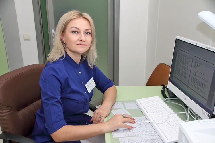 Акушер-гинеколог, маммолог высшей категории федеральной сети медицинских центров «МЛЦ» Наталья Суюндукова .