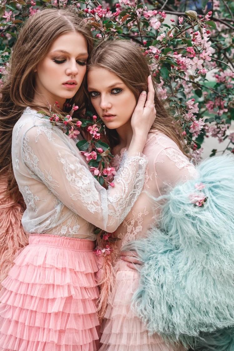 Сестры друг для друга - самые лучшие партнеры на съемках. Фото: предоставлено сестрами Никоновыми.