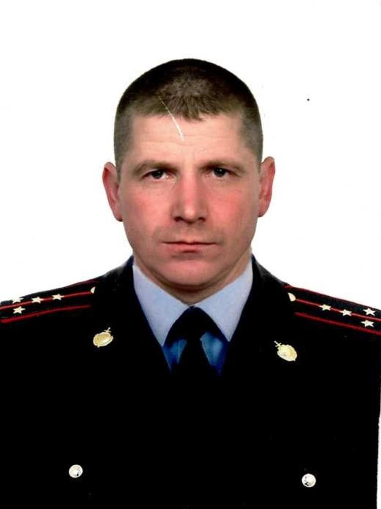 Участковый Петров служит в Тосненском районе