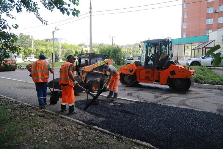 В этом году башкирские дорожники отремонтировали 1260 километров дорог