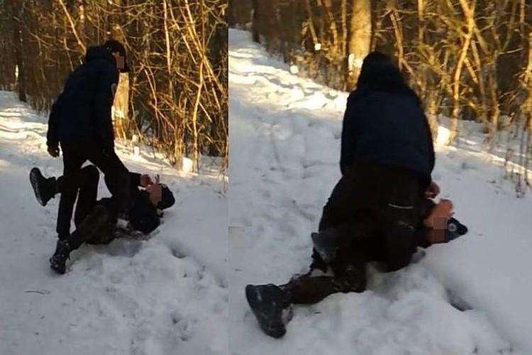 Банда малолеток держала в страхе Калининский район Новосибирска.