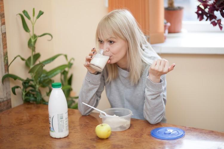 Восстановиться после антибиотиков помогут кисломолочные продукты