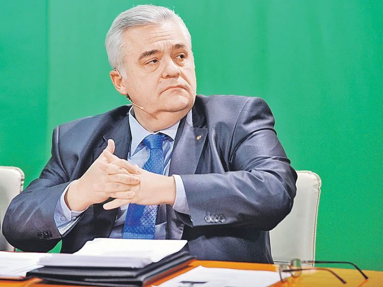 Член Совета по внешней и оборонной политике, доктор юридических наук Владимир Овчинский