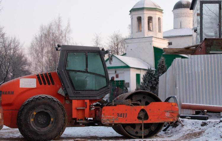 В Пскове запланирована масштабная реконструкция улицы Леона Поземского.