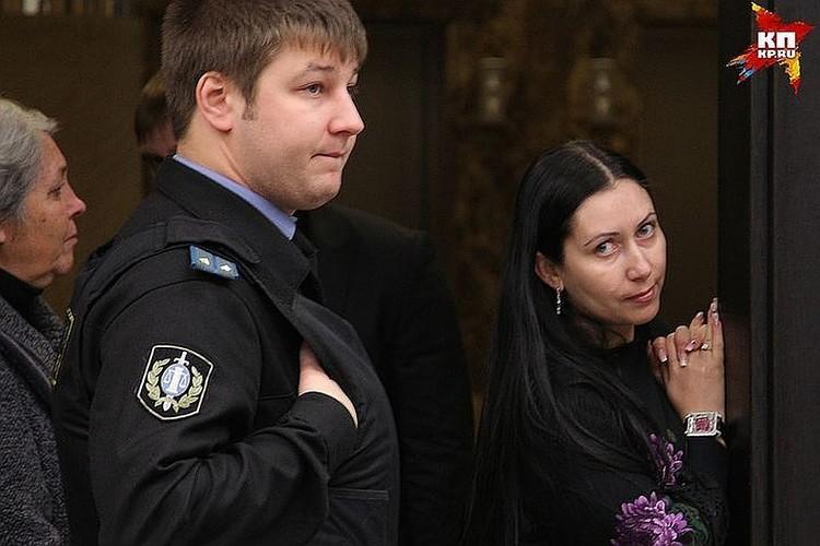 Анжела-Мария Цапок - жена главаря кущевской банды